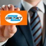 Займ через систему Contact