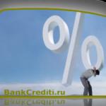 Аннуитетный платёж по кредиту