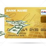 Валютная кредитная карта