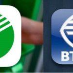 Условия для получения средств с карты ВТБ через банкоматы Сбербанка